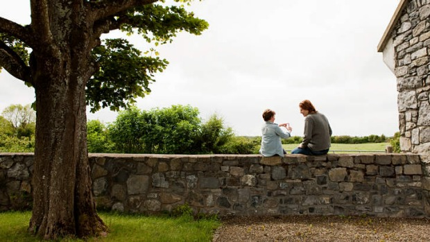 Human instinct: Ireland wants its families to reach out to descendants in the diaspora.