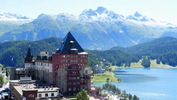 Six Of The Best Swiss Mountain Suites