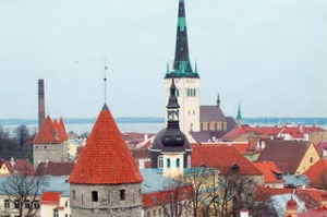 Tallinn, Estonia. Photograph by Leisa Tyler.  SHD TRAVEL SEPT 20 T AND L.