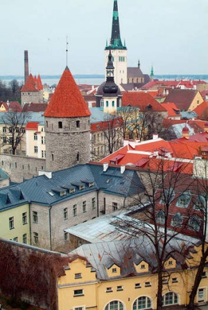Capital asset: Tallinn's Old Town is a remarkably preserved mediaeval treasure.