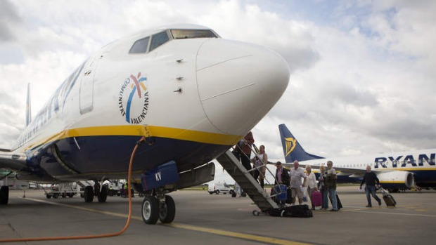 Ryanair may be a budget airline, but it wants more business travellers.