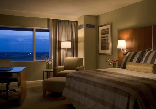 COOK'S DELIGHT: Grand Hyatt Dallas Fort Worth. With Qantas flying to Dallas Fort Worth, it's good to know that you'll ...