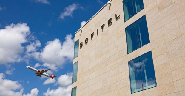 DISCOVER ZEN: Sofitel London Heathrow. The cool, contemporary design of this Terminal 5 hotel leads the way in airport ...