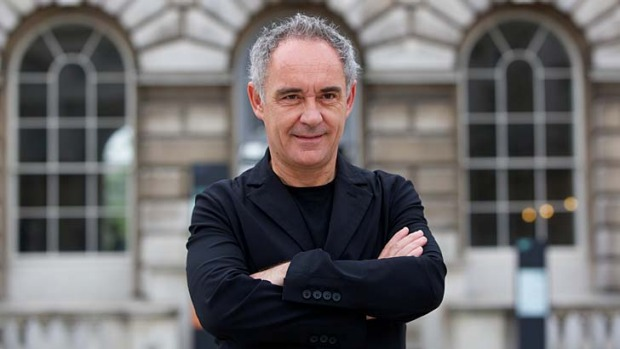 Spaniard Ferran Adria is one of the world's most influential chefs. Under his leadership, the Catalonian restaurant El ...