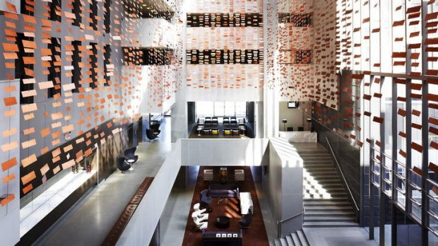 Hotel Realm, Canberra.