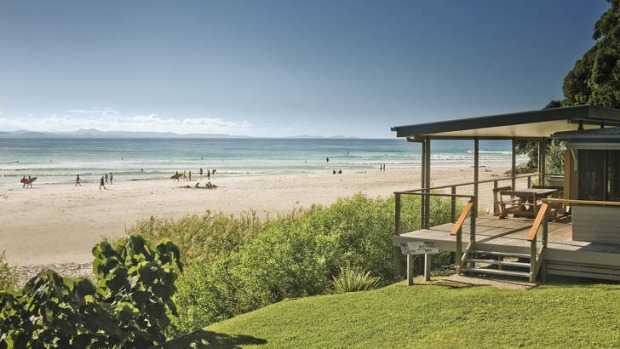 Top location ... Imeson Cottage, Byron Bay.
