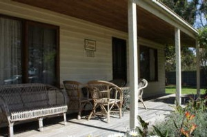 More than meets the eye ... Oberon Cottage.