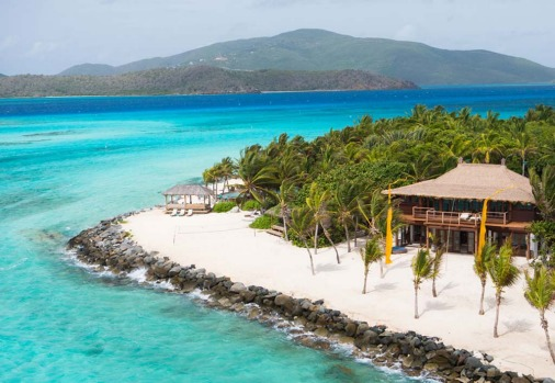 'Necker Island has been my home for more than 30 years and for me it is the most beautiful place in the world,' Sir ...