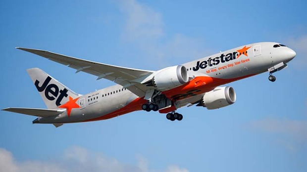A JetstarBoeing Dreamliner 787. Flying in the cheap seats just got better as the low-cost carriers working Australian ...