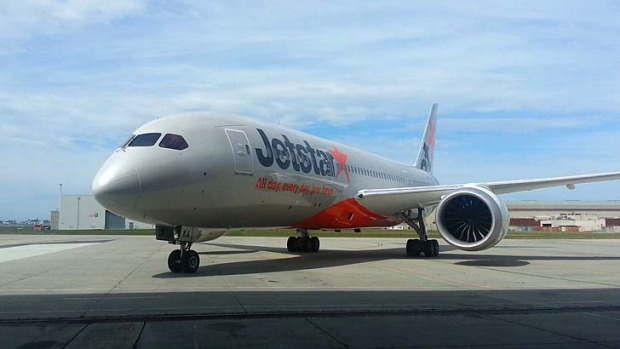 Jetstar has put the Boeing 787 Dreamliner onto its Bali and Thailand runs.