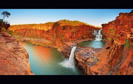 Mitchell Falls, WA. Take a look at some of the stunning images from veteran photographer Ken Duncan's upcoming book , ...