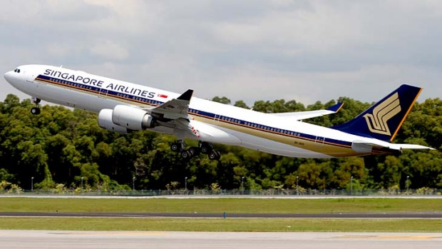 Singapore Airlines' all-business class four-engine Airbus A340-500 will cease its Singapore-Newark flights, the longest ...