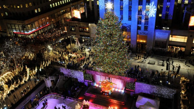 Christmas in New York? Don't expect to get a bargain airfare.