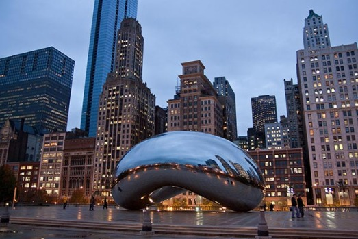 8. Chicago, USA