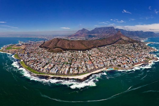 3. Cape Town, South Africa