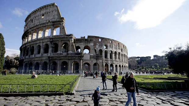 There a reason why Rome's Colosseum and other famous European sites are so popular - they're amazing.