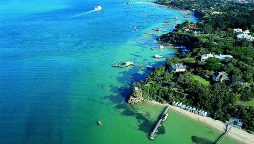 Water world: Sorrento offers a beach holiday with a buzz.