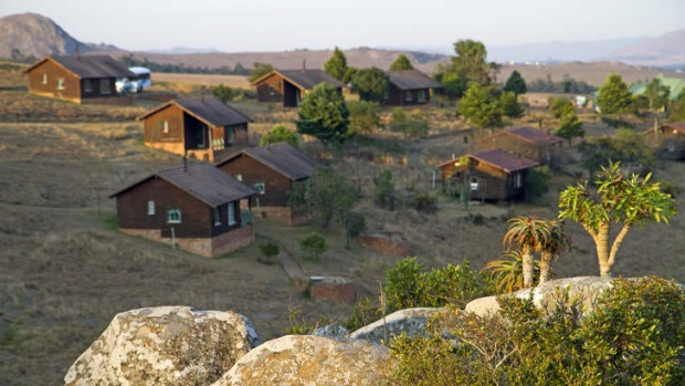 Wild at heart: Swaziland's Malolotja Nature Reserve, where flora and fauna flourish.