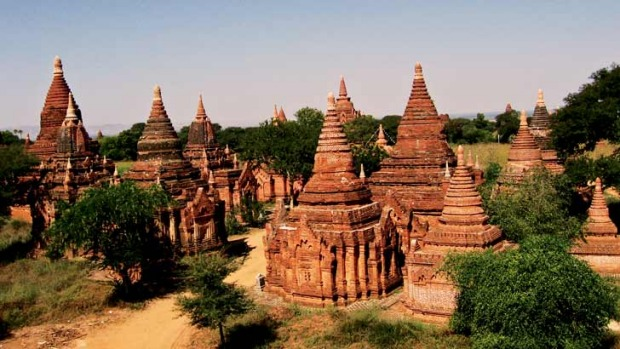Discover the beauty of Myanmar