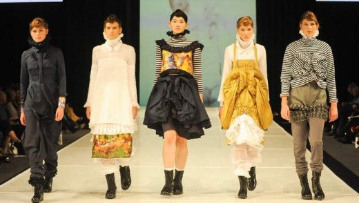 Style on show: iD Dunedin Fashion Week.