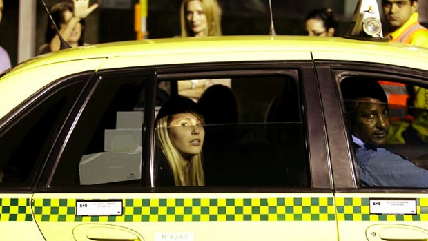 Australia's taxis sometimes get a bad rap, chief executive officer of the Australian Taxi Industry Association, Blair ...
