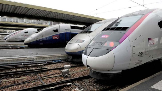 More than 80 per cent of the most popular high-speed rail journeys in Europe must now be reserved in advance.