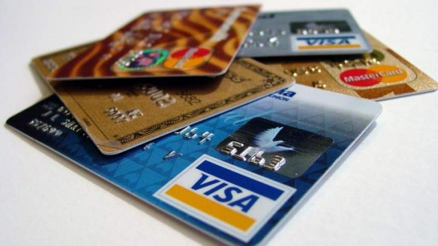 What happens when a credit card imprint is taken?