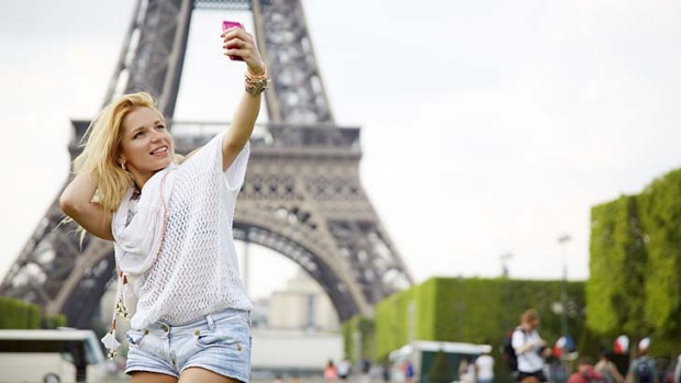 Smartphones ... they basically do everything a traveller could want, including taking photos.