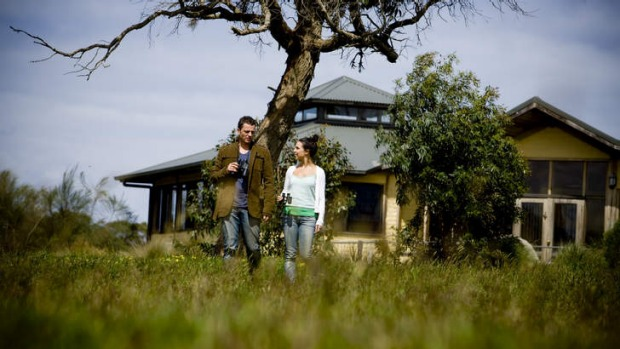 The Great Ocean Ecolodge.