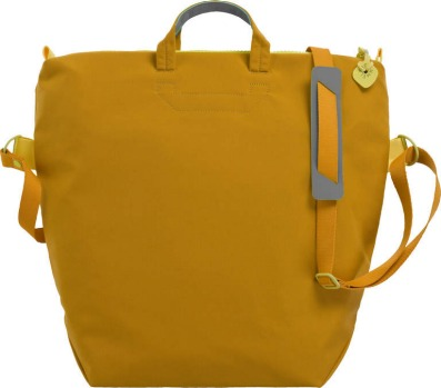 Wren iPad shoulder bag by Crumpler, sand, $195, crumpler.com.au.