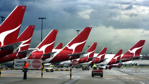 Share cap: Qantas is seeking changes to the act that caps foreign ownership of the company.