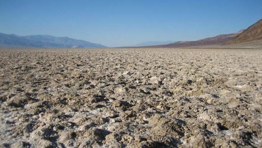 Death Valley ... they call it that for a reason.