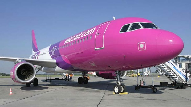 Wizz Air flights to Budapest rarely leave London's Luton Airport on time.
