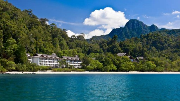 Back to nature ... the Andaman Langkawi.