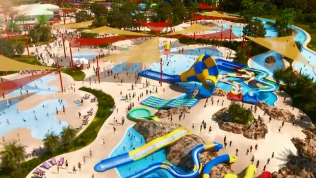 Blacktown councillor claims to have been ''inundated'' with complaints about the $120 million Wet'n'Wild development.