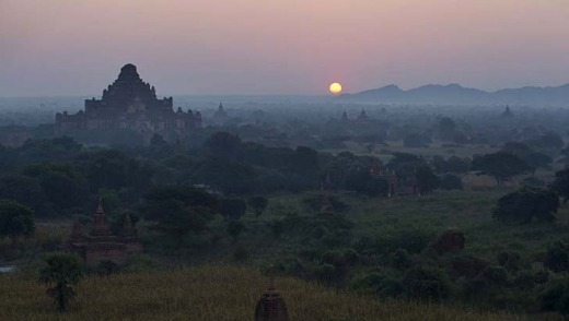 Bagan, one of the richest archaeological sites and tourist attractions in Myanmar has over 2000 preserved temples and ...