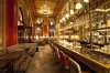 The bar at the St Pancras Renaissance Hotel in London