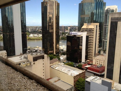 Hilton Brisbane is on the doorstep of the Queen Street Mall.