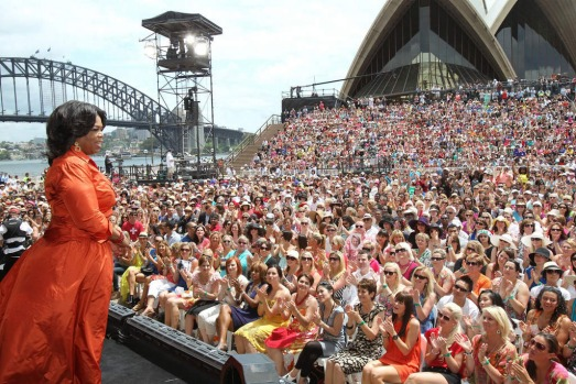 Sydney Oprah House, 2010. 