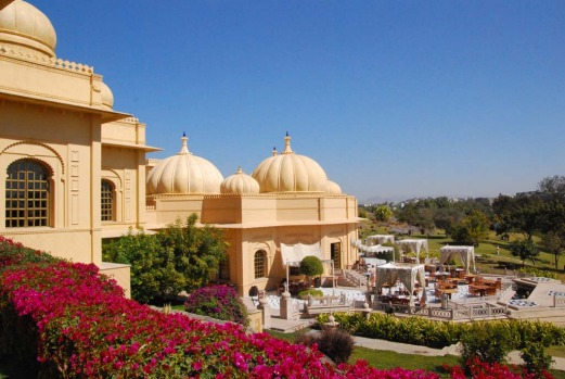 5. The Oberoi Udaivilas, Udaipur, India