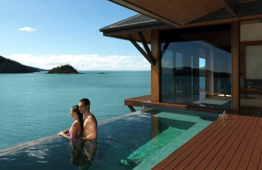 7. Qualia Resort, Hamilton Island, Qld