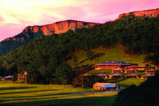 The best hotels in Australia. 1. Emirates Wolgan Valley Resort, Blue Mountains, NSW