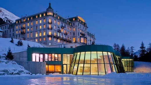 Switzerland's historic five-star Grand Hotel Kronenhof has been named as the best hotel in the world in TripAdvisor's ...