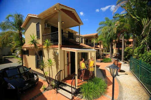 6. Ashmore Palms Holiday Village, Ashmore, Qld