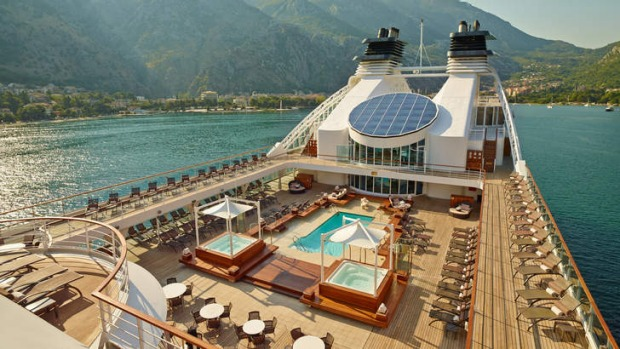 Seabourn Sojourn.