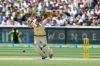 Boxing Day Test at the Melbourne Cricket Ground, VIC: Chris Rogers brings up a century.