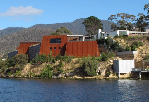 The Museum of Old and New Art, TAS.