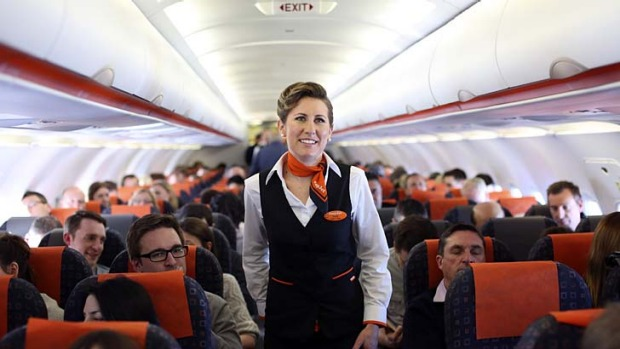 """Last class"" seats have been introduced by major airlines to compete with their budget counterparts such EasyJet."