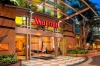 The Marriott Brisbane is nestled between two entertainment districts and is a bit of a hidden secret in the city.
