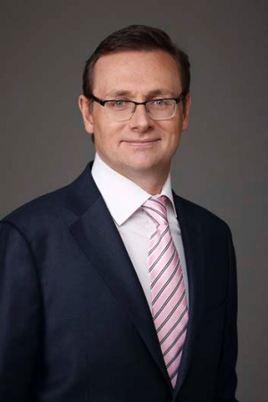 John O'Sullivan has been named as the new managing director of Tourism Australia.